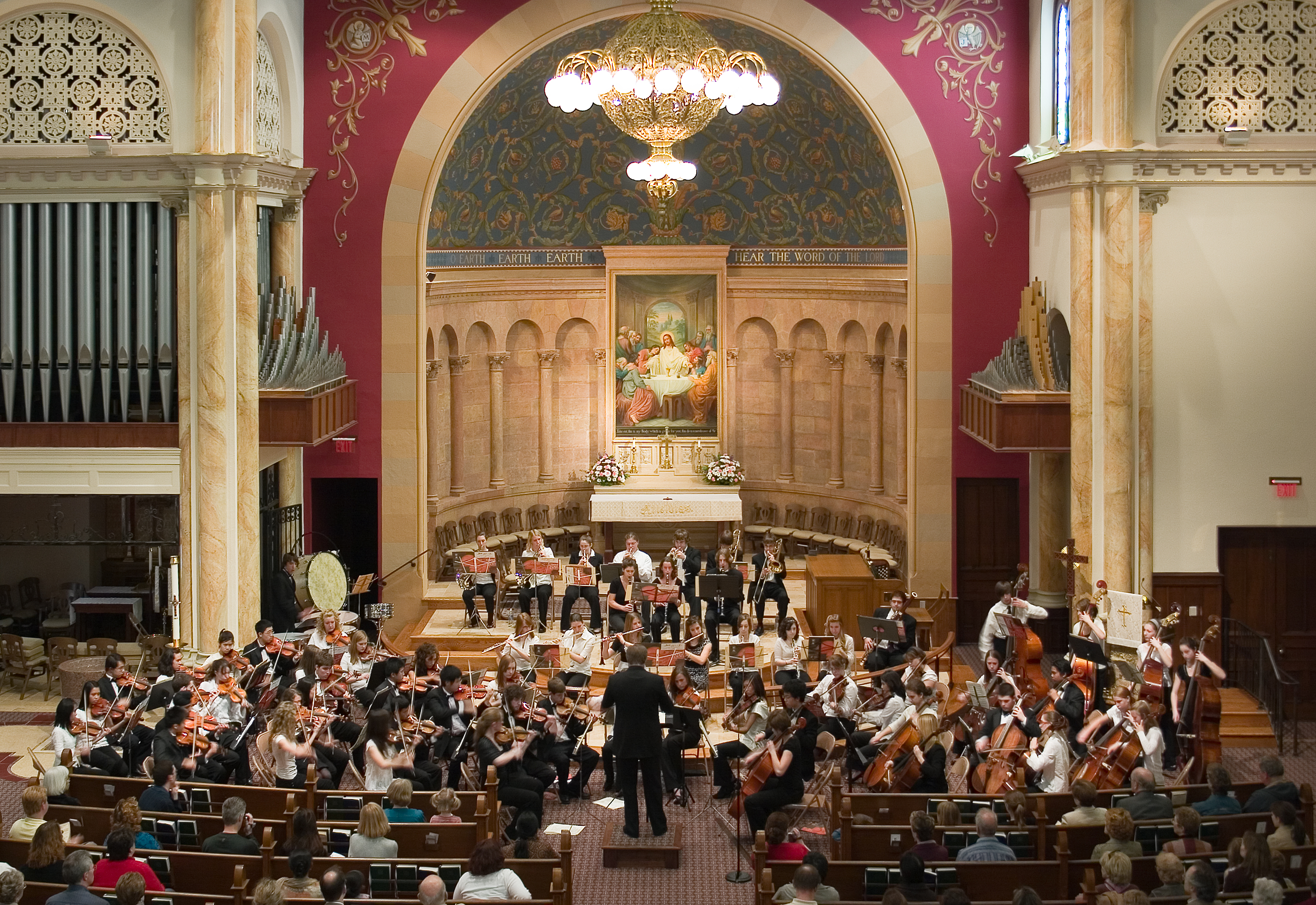 2008 April Harrisburg Youth Symphony (1)